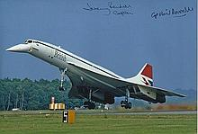 Jeremy Rendell and Neil Rendell the only Concorde
