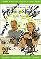 Peter Bowles, Diane Fleet, John Penington, Dan Smith signed colour promo leaflet for the play Relatively Speaking