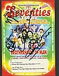 Brotherhood of Man signed  colour tour leaflet. Mounted to 12 x 8 card