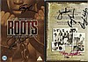 Roots TV series DVD Multisigned box set. Complete
