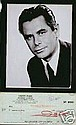 Glenn Ford Signed Cheque and Picture Display.