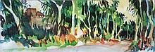 § Lachlan Goudie - Rajasthan - signed lower left
