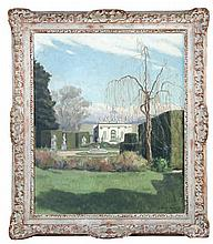 § Gabriel Volkoff (20th century) - The Pavilion Valsanzibio - signed lower right