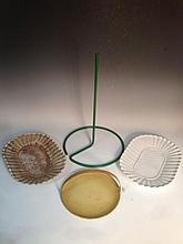 Mathieu Matégot (1910-2001), a collection of wares,