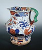 An early 19th century Mason's ironstone jug,