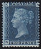 2d, Plate 13, (NK) unmounted mint,