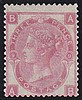 3d, Plate 9, (AB) rose, unmounted mint,