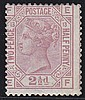 2½d, Plate 13 (EF), rosy mauve, unmounted mint,