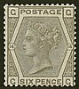 6d, plate 16 (CC), grey, unmounted mint,