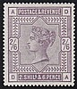 2s6d, (DA), lilac, unmounted mint,