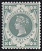 1s, grey green, unmounted mint,