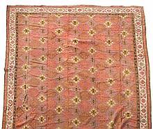 An early 19th century Axminster carpet, England circa 1830 - reduced