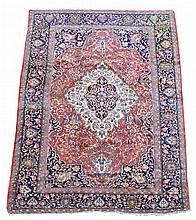 A North West Persian carpet,