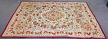 An Indian 'Summer' carpet,