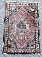 A Bijar rug, 20th century,