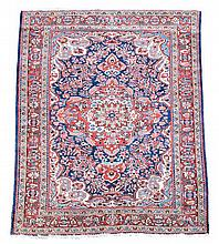 A Herez pattern rug,