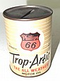 Phillips 66 Trop-Artic Oil Can Bank 2 3/4
