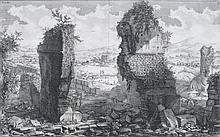 Giovanni Battista Piranesi (1720-1778) Italian (two)