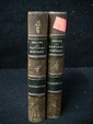 Lot of Two Leather Bound Books