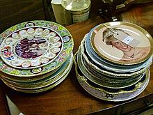 Large quantity of mainly Royal commemorative collectors plates