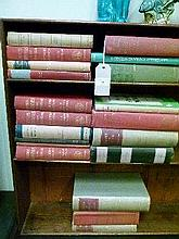 Books - Small quantity of mid 20th Century Law books