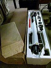 Tasco astronomical telescope, boxed