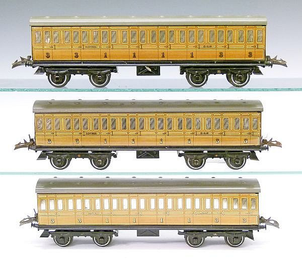 Model Railway - Hornby 0 Gauge -Three No.2