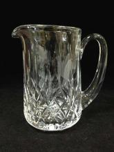 Waterford Lead Crystal Pitcher Lismore Pattern