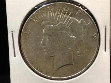 1927 D Peace Silver Dollar Very Collectible Peace
