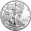 1 oz American Silver Eagle (BU)