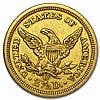 $2.50 Liberty Gold Quarter Eagle - Extra Fine