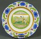WEDGWOOD NOVELTY PLATE.