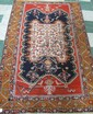 ANTIQUE TURKISH RUG.  Approx. 3'7