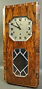 VEDETTE VIENNA REGULATOR TYPE WALL CLOCK. Ca.