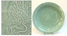 Celadon Dragon Charger