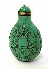 Peking Glass Snuff