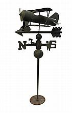 Airplane Weathervane