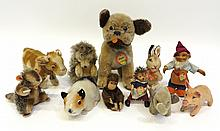 Collection Of Steiff