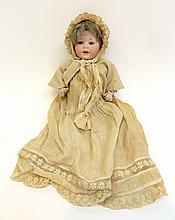 French Bisque Baby Doll