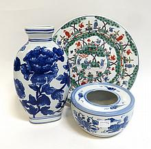 Assorted Porcelain Items