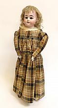 Antique Dressed Doll