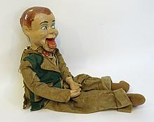 Howdy Doody Dressed Ventriloquist Doll