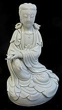 Seated Quanyin Figure