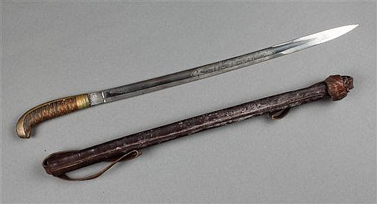 German Officers Short Sword, late 19th century