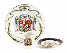 18 assorted British Monarchy commemorative objects