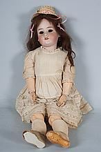 Handwerck bisque and composition doll
