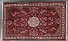 Persian Bahktiari rug, approx. 6.9 x 11.2