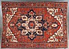 Antique Serapi carpet, approx. 9.8 x 13.1