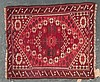 Antique Belouchistan rug, approx. 2.10 x 3.4