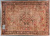 Antique Serapi carpet, approx. 9.7 x 13.2